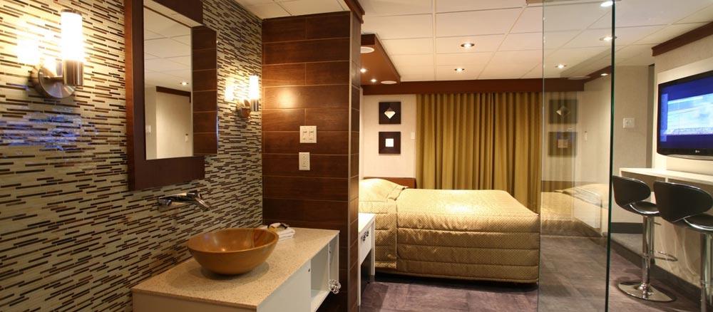 Designer d interieur m lanie dagenais for Chambre avec bain tourbillon montreal